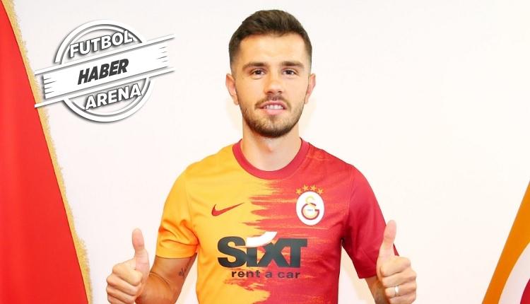 Emre Kılınç resmen Galatasaray'da! 'Dik duruşumu korudum'