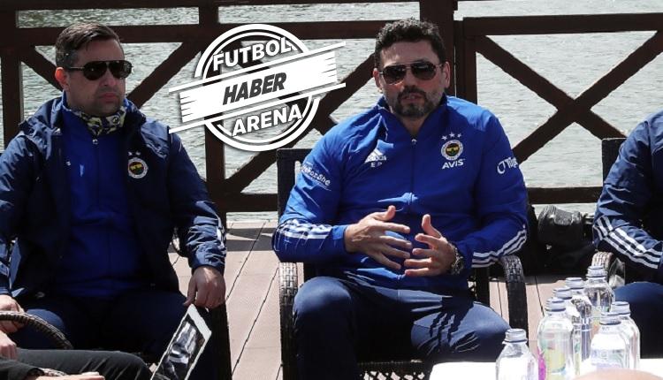 Erol Bulut: 'Stoper transferi, şampiyonluk, yeni sistem'