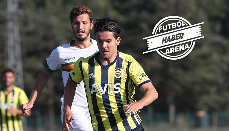 Fenerbahçe 1-1 Alanyaspor maç özeti ve golleri (İZLE)