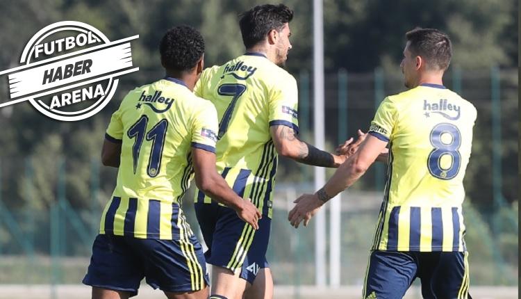 Fenerbahçe 2-2 Fatih Karagümrük maç özeti ve golleri (İZLE)