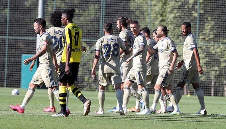 Fenerbahçe Alanyaspor hazırlık maçı canlı İZLE (FB Alanya canlı şifresiz yayın)