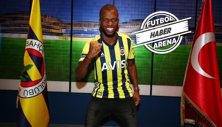 Fenerbahçe, Enner Valencia transferini açıkladı! İlk sözleri