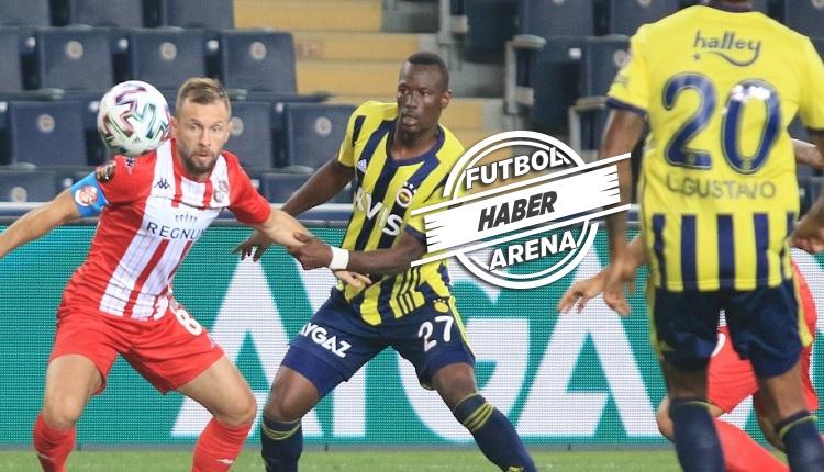 Fenerbahçe 4-0 Antalyaspor özeti ve golleri İZLE