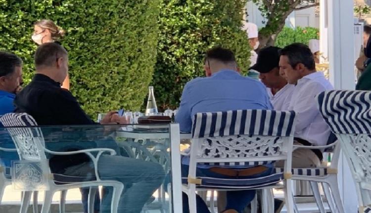 Fenerbahçe Mame Thiam ile anlaştı! İşte fotoğraflar