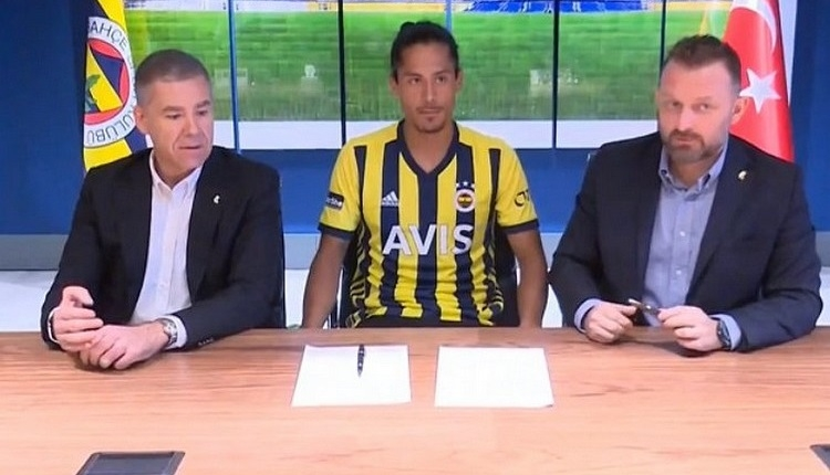 Fenerbahçe, Mauricio Lemos transferini açıkladı