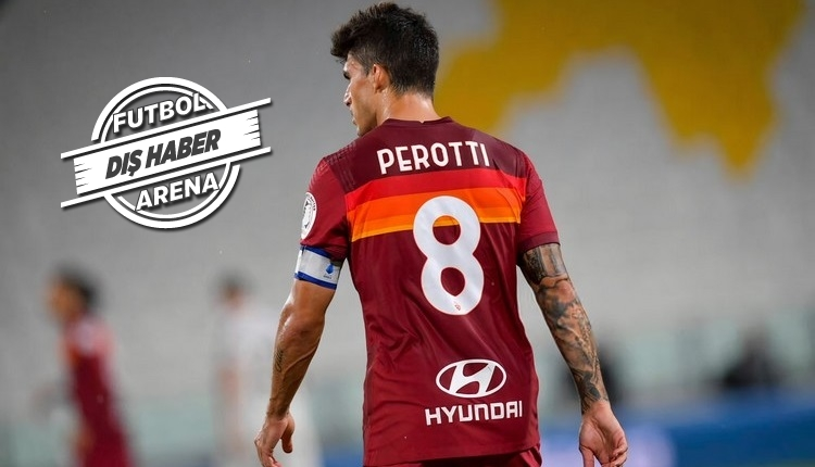 Fenerbahçe'nin Diego Perotti için transfer teklifi