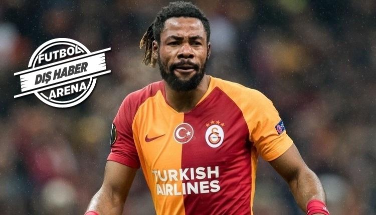 FIFA'dan Galatasaray'a Luyindama için 600 bin euro