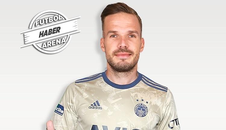 Filip Novak Fenerbahçe'de! 3 yıllık sözleşme imzaladı
