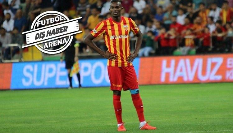 Flaş iddia! Mensah Galatasaray'da! Anlaşma sağlandı