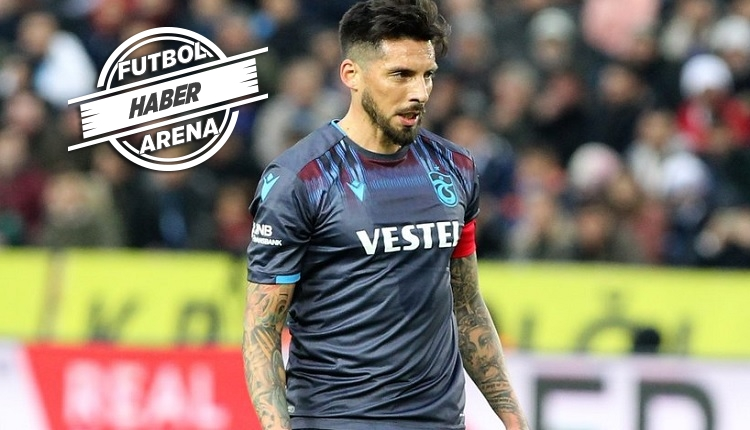 Flaş! Jose Sosa Fenerbahçe'de! İstanbul'a geldi