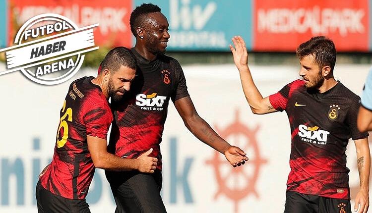 Galatasaray 2-0 Ümraniyespor hazırlık maçı özeti ve golleri (İZLE)