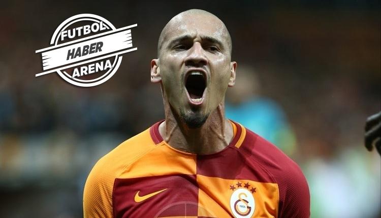 Galatasaray Maicon'un Al Nassr'a transferini açıkladı