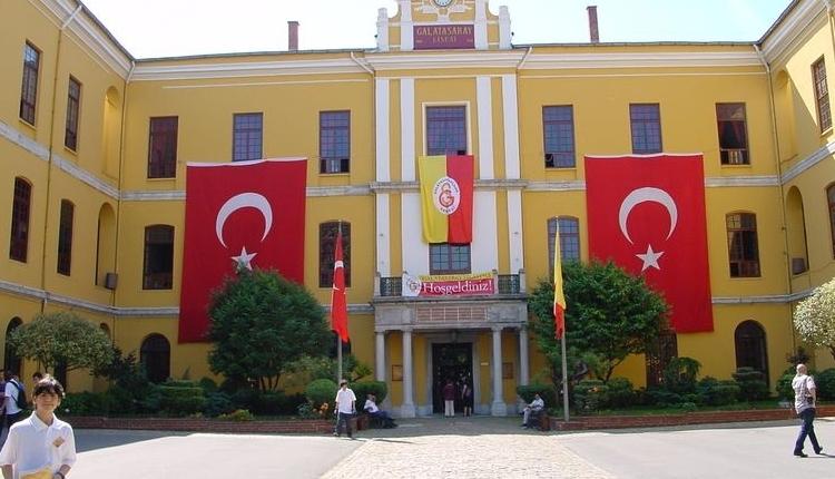 Galatasaray'dan açıklama: