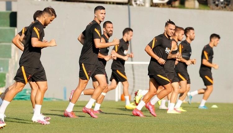 Galatasaray'ın hazırlık maçları (2020)