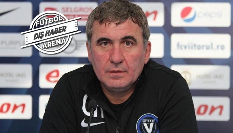 Gheorghe Hagi istifa etti!