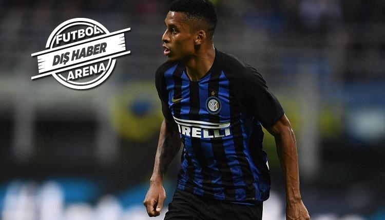 Inter'in sol beki Dalbert Başakşehir'e geliyor