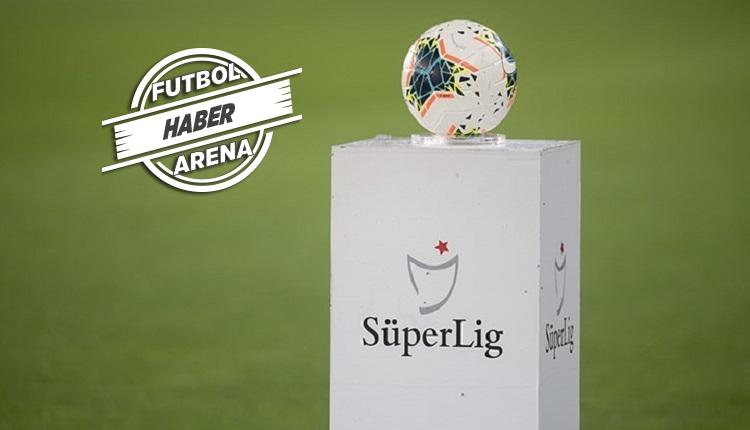 İşte Süper Lig'de 2020/21 fikstürü ve derbi tarihleri
