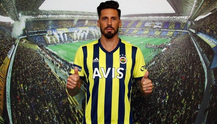 Jose Sosa Fenerbahçe'de! Resmen açıklandı