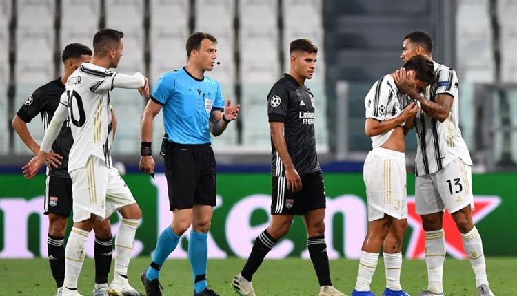 Juventus 2-1 Lyon maç özeti ve golleri (İZLE)