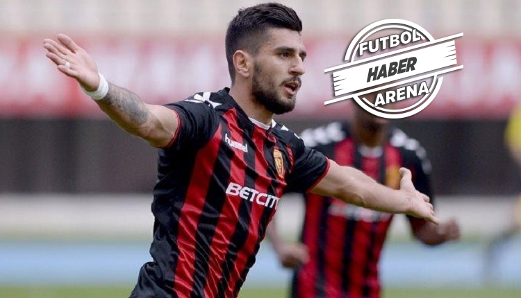 Kayserispor'un yeni transferi Daniel Avramovski