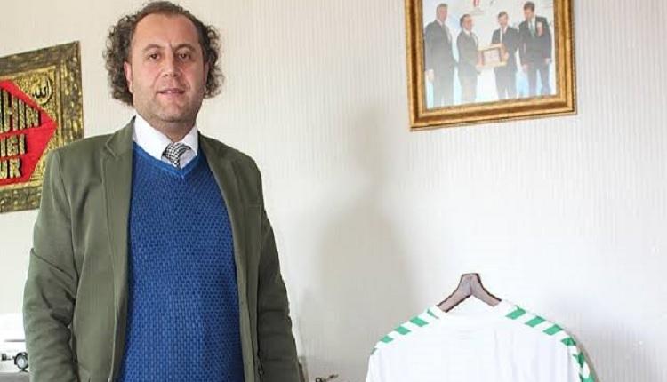 Konyaspor'un ilk başkan adayı (Erkan Genç kimdir?)