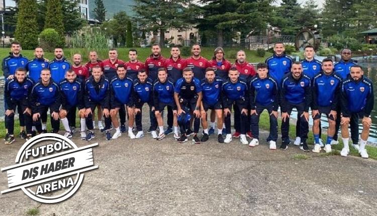 Kosova'da Priştine'ye takım kurmak için 6 kulüpten destek! (8 futbolcu Koronavirüs)