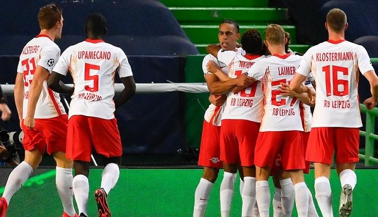 Leipzig tarih yazdı! (Leipzig 2-1 Atletico Madrid maç özeti ve golleri (İZLE)