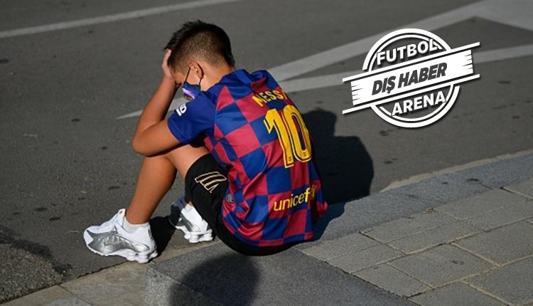 Messi krizi büyüdü: 'İsteyen takım 700 milyon euro ödemeli'