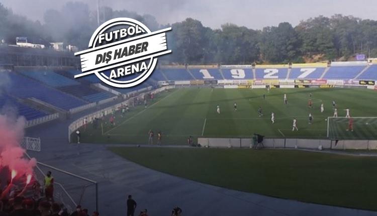 Lucescu'ya ilk maçında olay protesto! Stada girdiler