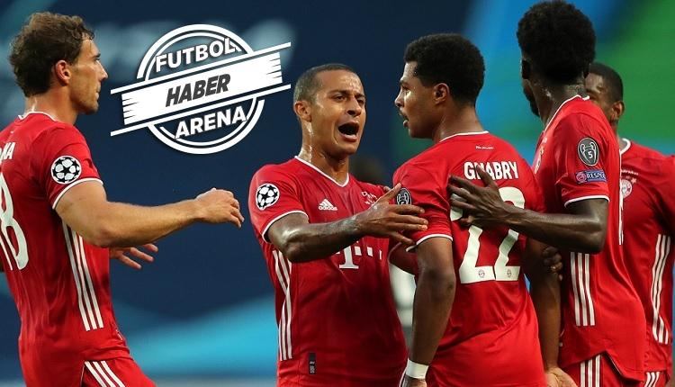 Lyon 0-3 Bayern Münih özeti İZLE (B Münih - PSG finali)