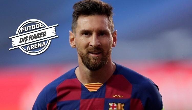Manchester City'den Messi için çılgın para