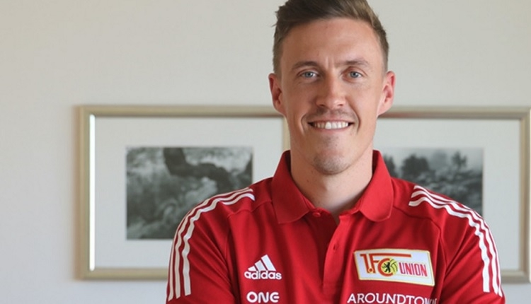 Max Kruse Union Berlin'de!