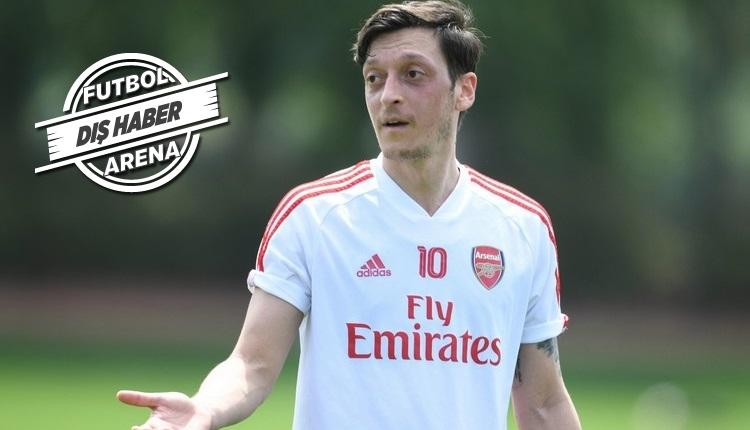 Mesut Özil açıkladı! 'Arsenal'de kalacağım'