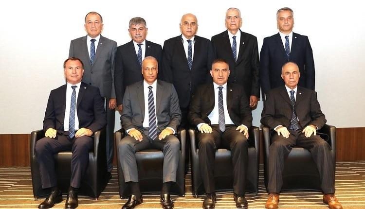 MHK'nin yeni başkanı Serdar Tatlı oldu