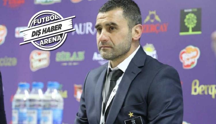 Neftçi Bakü Teknik Direktörü Mammedov'dan Galatasaray açıklaması
