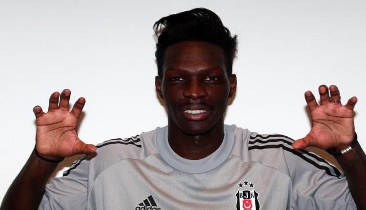 N'Sakala Beşiktaş'ta! 'Türkiye'nin en büyük kulübündeyim