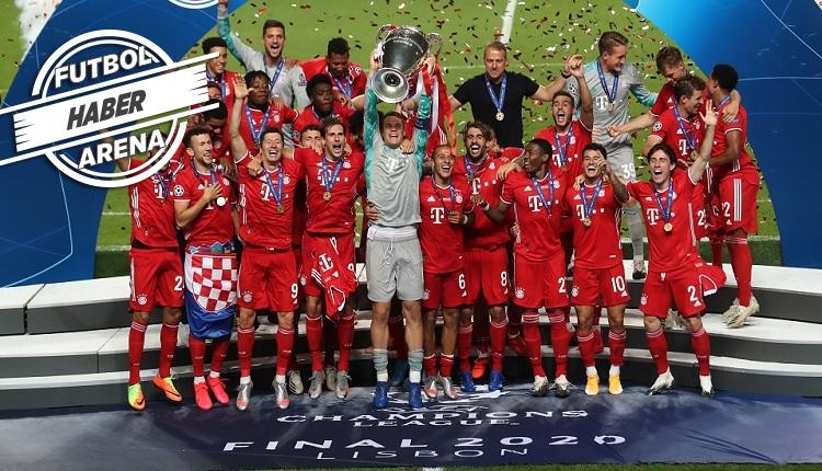 Şampiyonlar Ligi şampiyonu Bayern Münih! (PSG - B Münih özet İZLE)