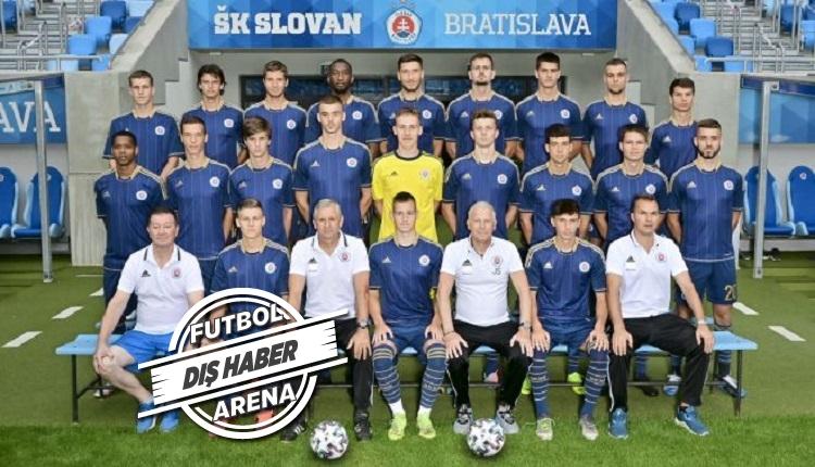 Şampiyonlar Ligi'nde Koronavirüs vakası! Maça çıkamadılar (Slovan Bratislava)