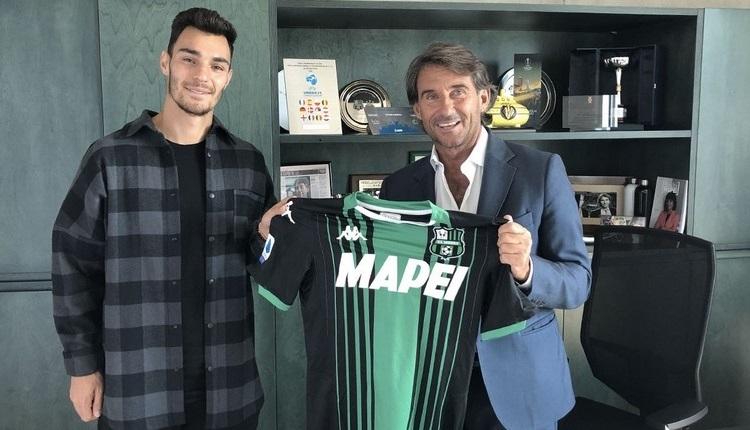Sassuolo, Kaan Ayhan transferini açıkladı