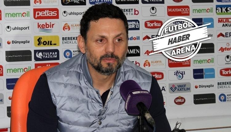 Son dakika! Fenerbahçe Erol Bulut'u açıkladı