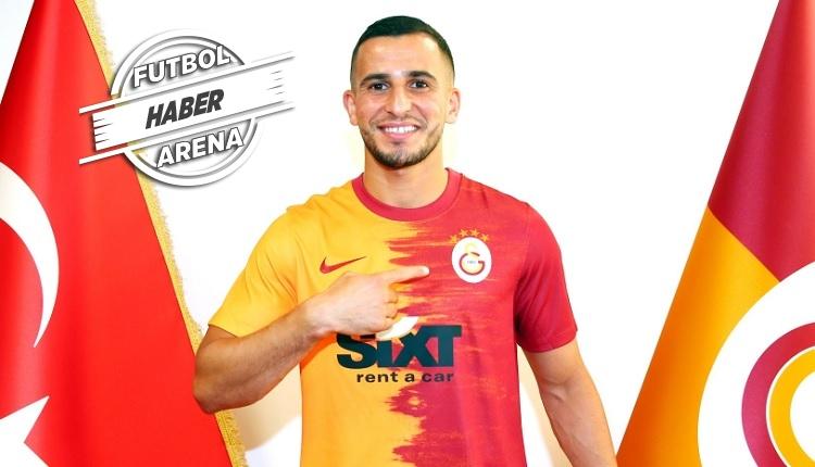 Son dakika! Galatasaray, Elabdellaoui transferini açıkladı