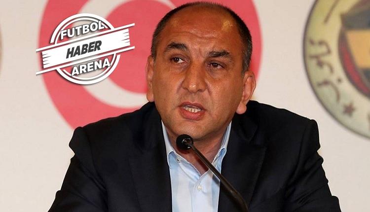 Son dakika! Semih Özsoy istifa etti