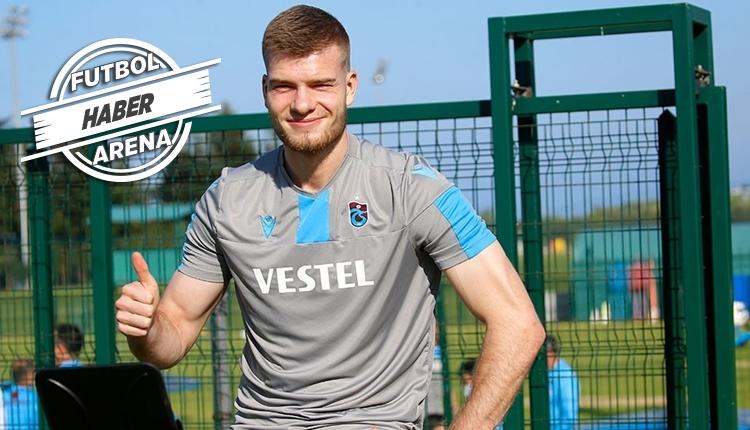 Sörloth için Roma'dan transfer teklifi! Trabzonspor'un kararı