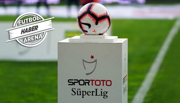 Süper Lig ve TFF 1. Lig'de fikstür çekimi ne zaman?