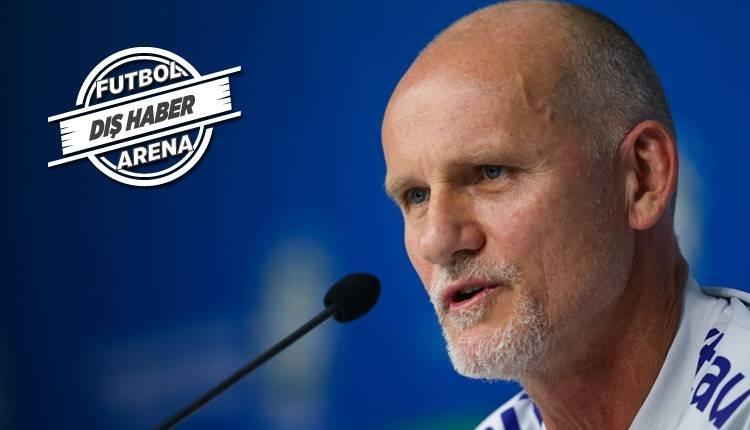 Taffarel FIFA'ya konuştu: 'G Saray'ın UEFA ve Süper Kupa zaferi'