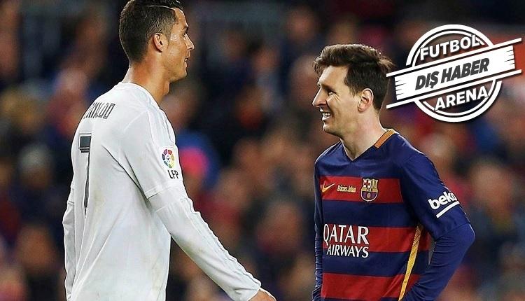 Tarihi transfer! Juventus'un hedefi Ronaldo'nun yanına Messi