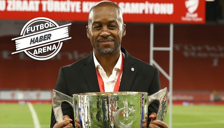Trabzonspor, Eddie Newton ile devam kararı aldı