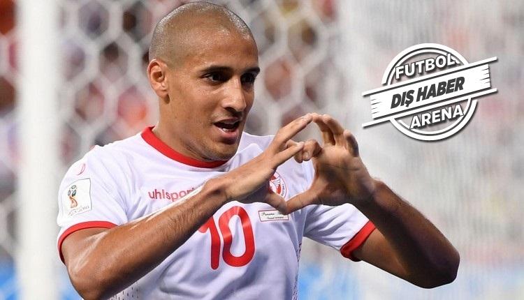 Trabzonspor'dan transferde Wahbi Khazri hamlesi