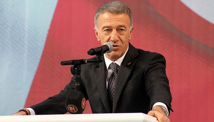 Uğurcan Çakır iddiasına Ahmet Ağaoğlu'dan sert tepki