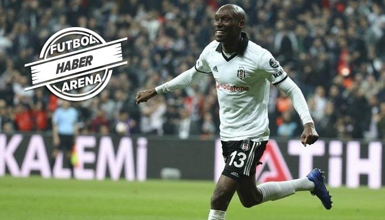Ve Atiba 1 yıl daha Beşiktaş'ta! İmzayı attı